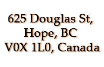 625 Douglas 625 Douglas V0L 1L0