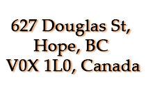 627 Douglas 627 Douglas V0L 1L0