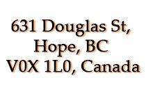 631 Douglas 631 Douglas V0L 1L0