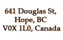 641 Douglas 641 Douglas V0L 1L0