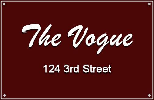 The Vogue 124 3RD V7M 1E8