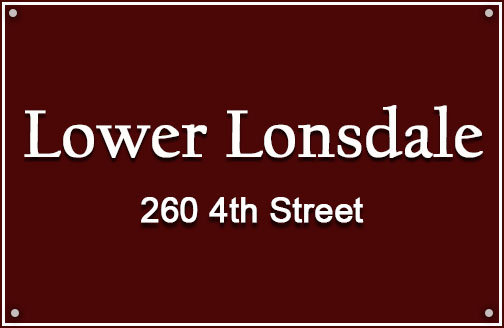 Lower Lonsdale 260 4TH V7L 1H9