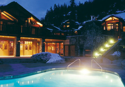 2300 Nordic Dr, Whistler, BC V0N 1B2, Canada outdoor pool!