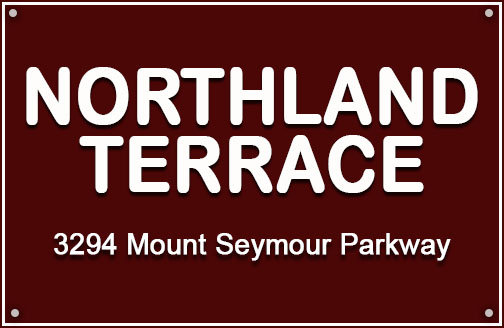 Northland Terrace 3294 MT SEYMOUR V7H 1G3