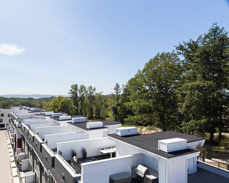 SOHO 2 Townhouses Roof Decks!