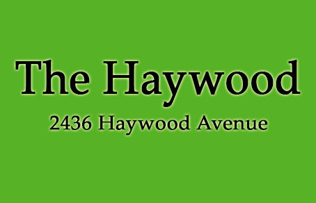 The Haywood 2436 HAYWOOD V7V 1Y1