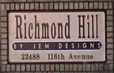 Richmond Hill 22488 116TH V2X 6E2