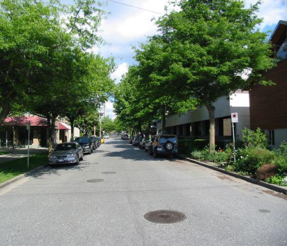 Pine Street!