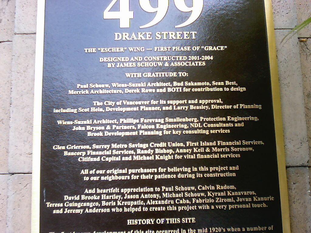 Grace 499 Drake Plague!