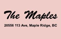 The Maples 20556 113TH V2X 1Z3