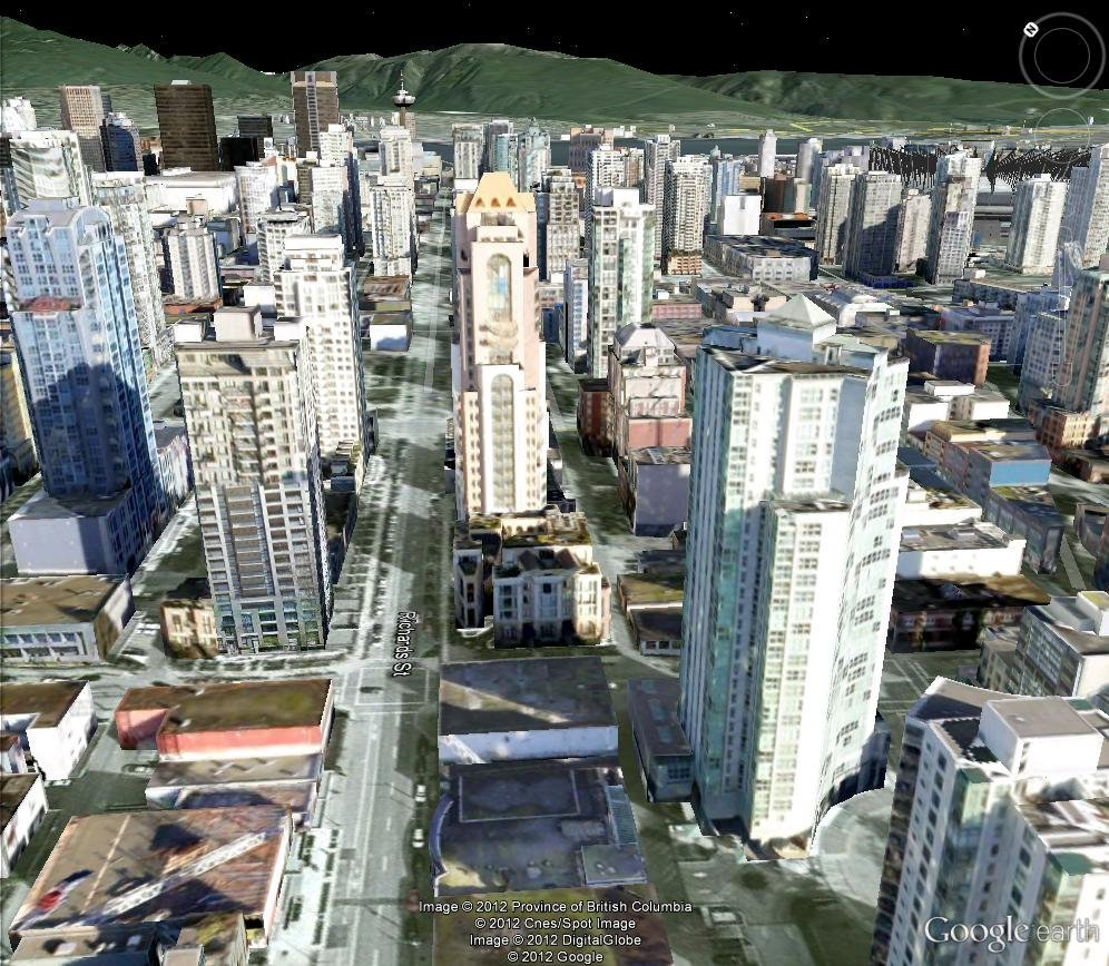 Grace From Google Earth!