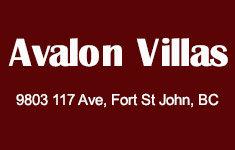 Avalon Villas 9803 117TH V1J 0E9