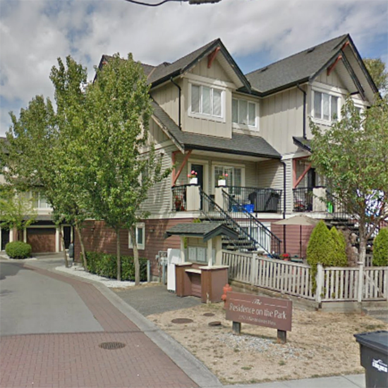 Residences on the Park - 22571 Westminster Hwy, Richmond, BC!