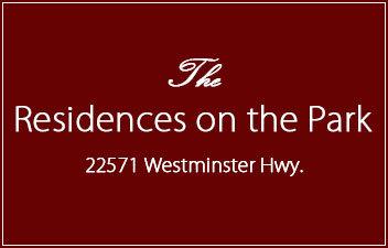 Residences On The Park 22571 WESTMINSTER V6V 1B6