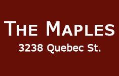 The Maples 3238 QUEBEC V5V 3J7