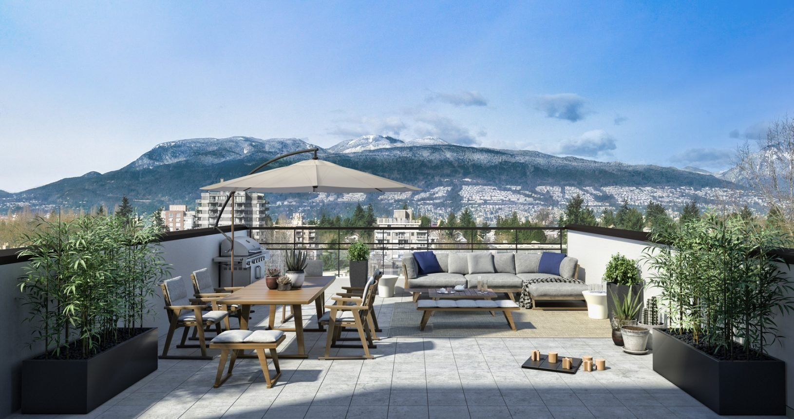 3671 W 11th Roof Deck!