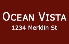 Ocean Vista 1234 MERKLIN V4B 4B9