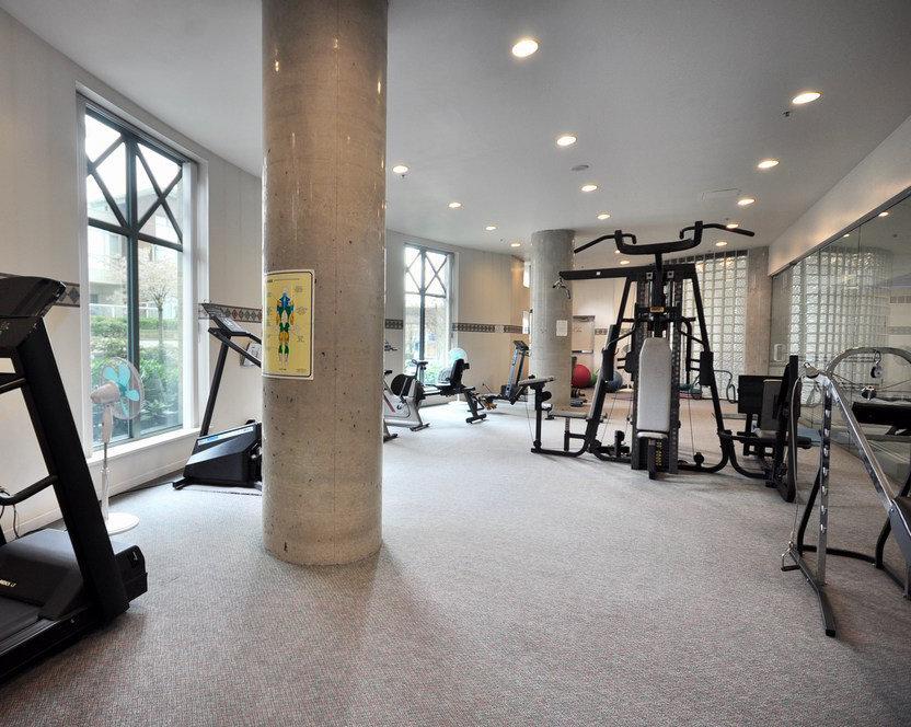 1188 Quebec Gym!