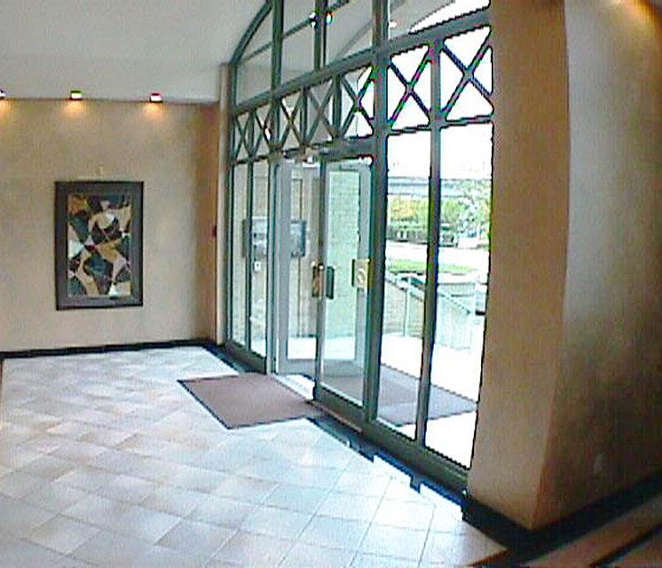 1188 Quebec Lobby Entrance!