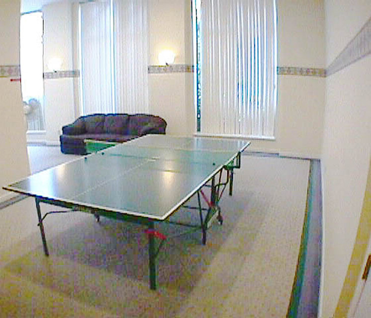 1188 Quebec Amenity Table Tennis!
