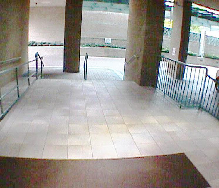 1188 Quebec Back Entrance!