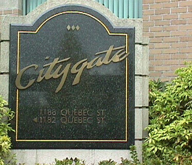 1188 Quebec Citygate!