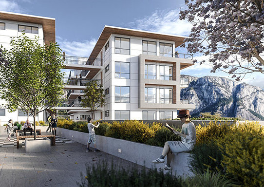 38310 Buckley Ave, Squamish, BC V8B 0E4, Canada Exterior Rendering!