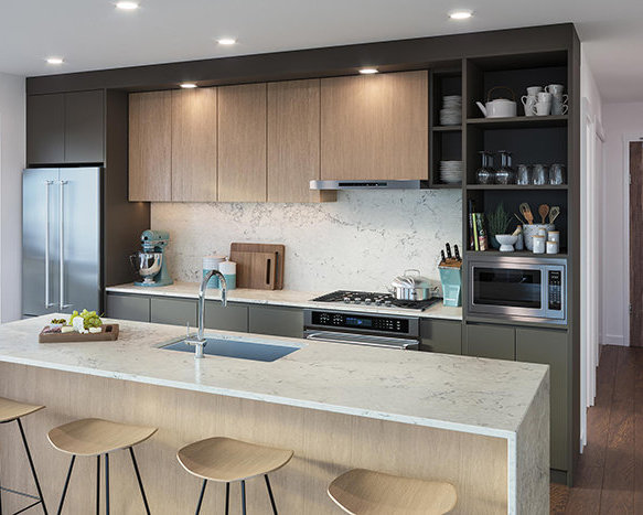 38310 Buckley Ave, Squamish, BC V8B 0E4, Canada Kitchen!