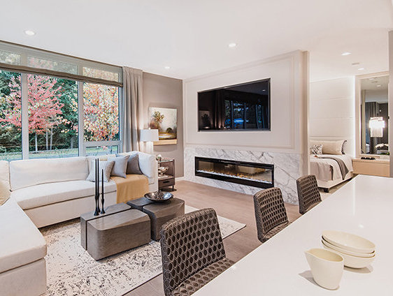3533 Ross Drive, Vancouver, BC V6T 1W5, Canada Living Area!