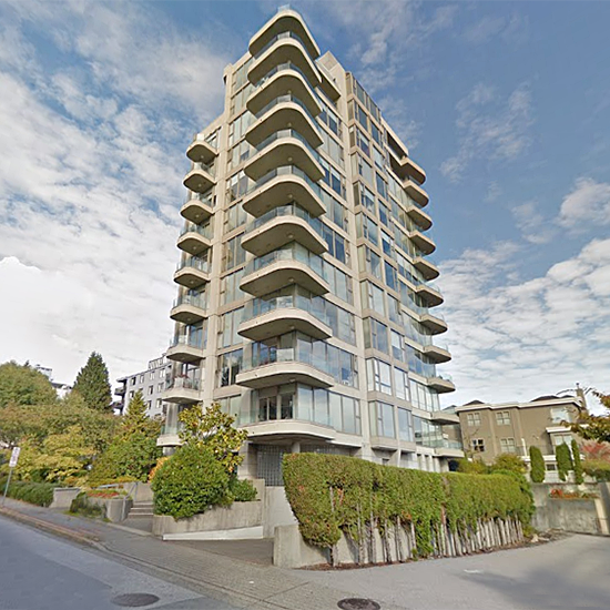 The Wentworth - 570 18 St, West Vancouver, BC!