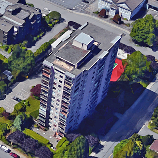 Parkview Tower - 555 13 St, West Vancouver, BC!