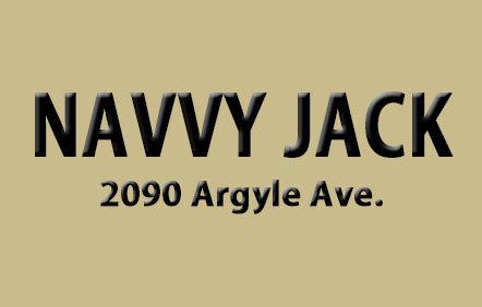 Navvy Jack 2090 ARGYLE V7V 4R4