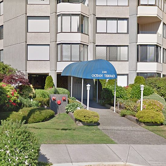Ocean Terrace - 2165 Argyle Ave, West Vancouver, BC!
