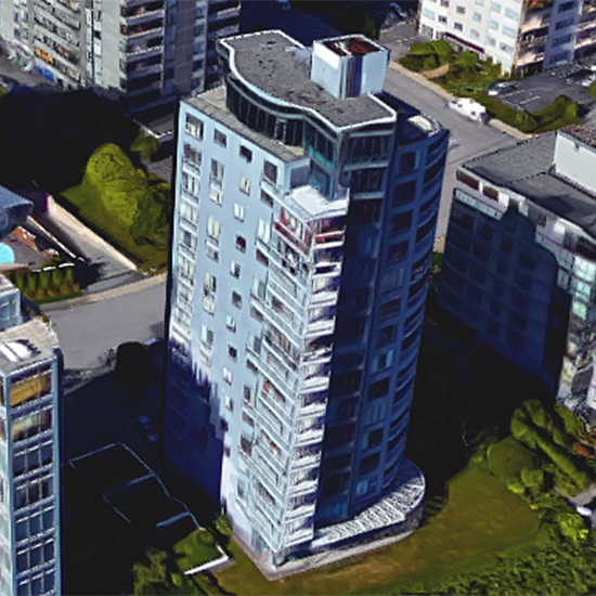 Ray Building - 2120 Argyle Ave, West Vancouver, BC!