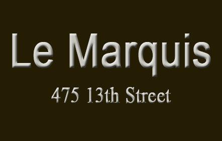 Le Marquis 475 13TH V7T 2N7