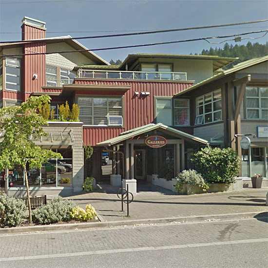 Galleries On The Bay - 6388 Bay St, West Vancouver, BC!