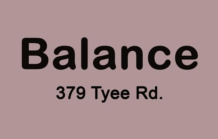 Balance 379 Tyee V9A 0B4