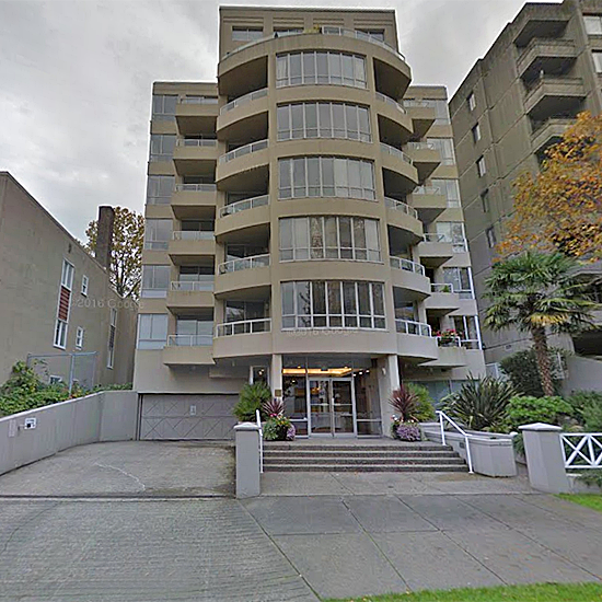 Fiona Court - 1345 Burnaby St, Vancouver, BC!