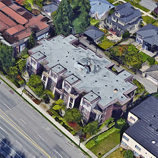 Brillia - 3839 W 4th Ave, Vancouver, BC !