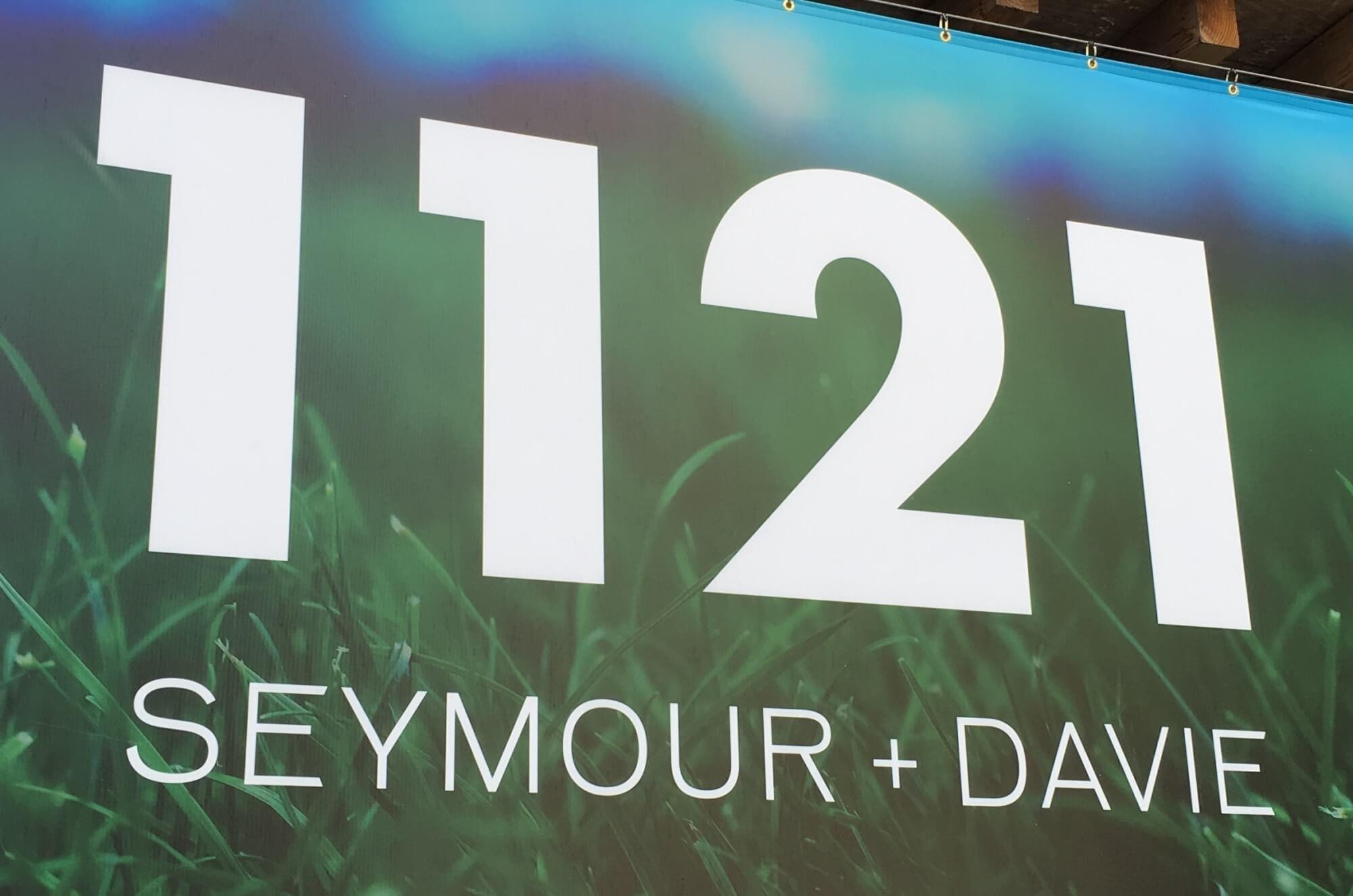 1121 Seymour Street!