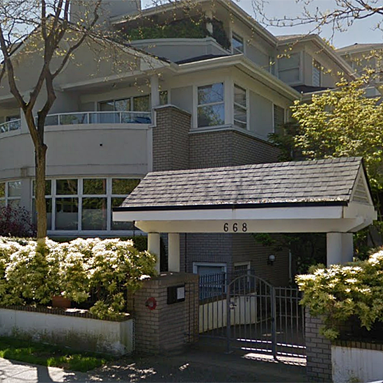 The Mansions - The Mansions at 668 West 16th Avenue, Vancouver, BC!