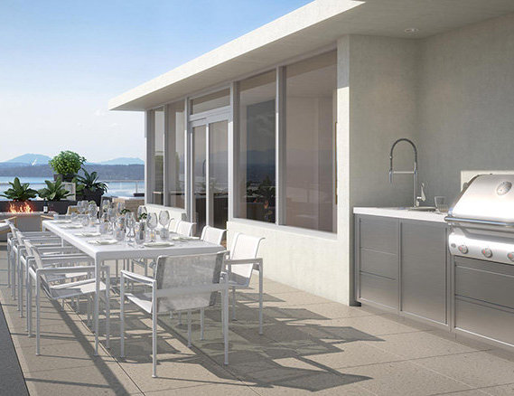 PH Rooftop Terrace!