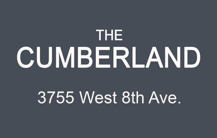 The Cumberland 3755 8TH V6R 1Z2