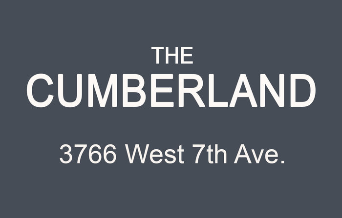 The Cumberland 3766 7TH V6R 1W8