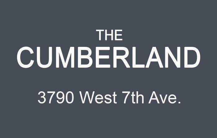 The Cumberland 3790 7TH V6R 1W8