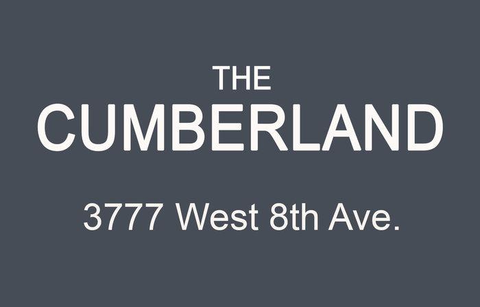 The Cumberland 3777 8TH V6R 1Z2