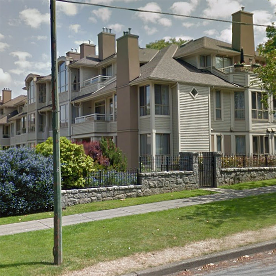 The Cumberland - 3777 West 8th Avenue, Vancouver, BC!