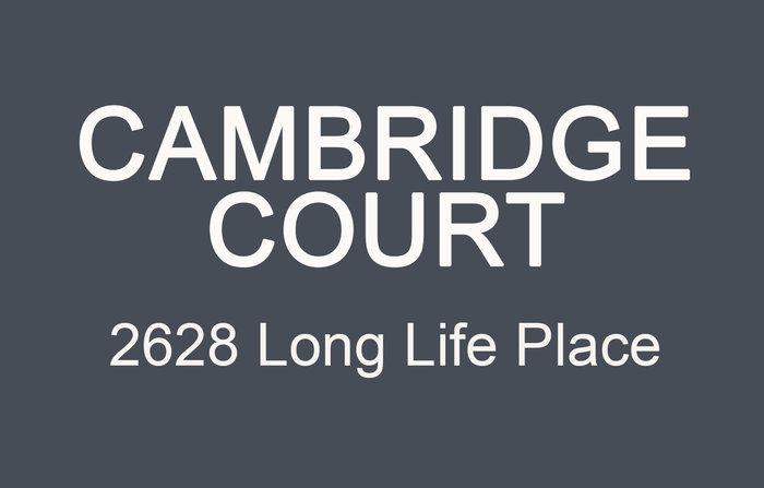 Cambridge Court 2628 LONG LIFE V5Z 4N9