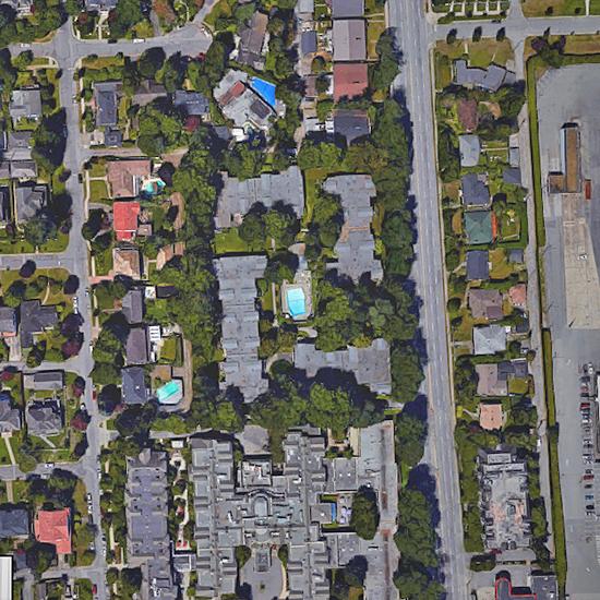 Shawnoaks - 5505 Oak Street, Vancouver, BC V6M 2V5 - VAS855!