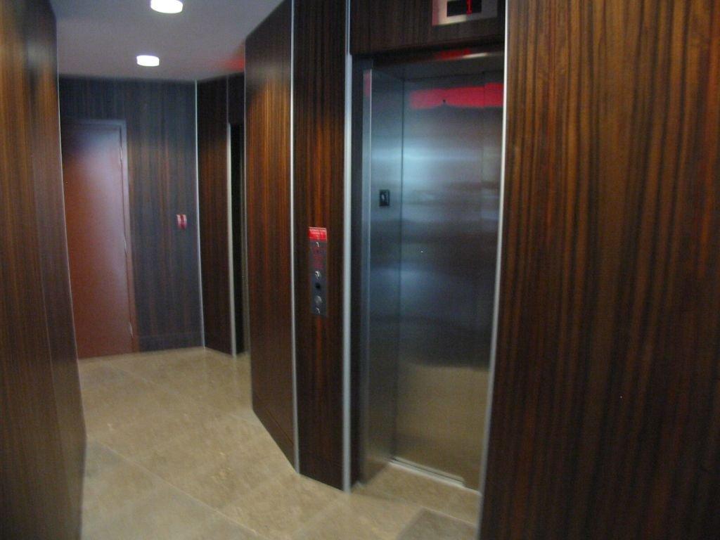 The Erickson Elevators!
